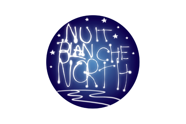 Nuit Blanche North Logo